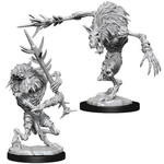 WizKids D&D Minis (unpainted) Gnoll Witherlings W15 90315