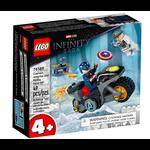 LEGO LEGO Marvel Captain America and Hydra Face-Off