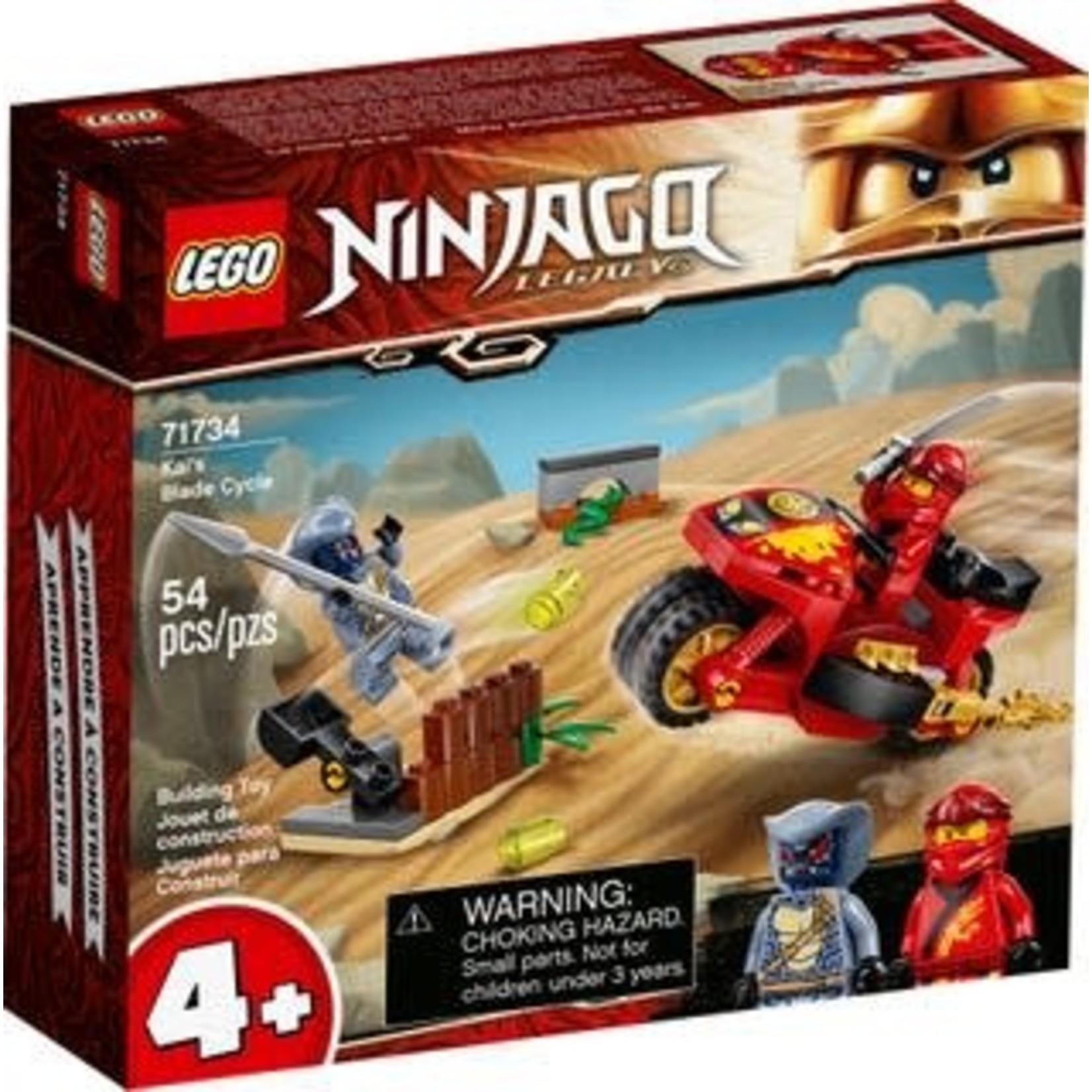 LEGO LEGO Ninjago Kai's Blade Cycle