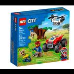 LEGO LEGO City Wildlife Rescue ATV