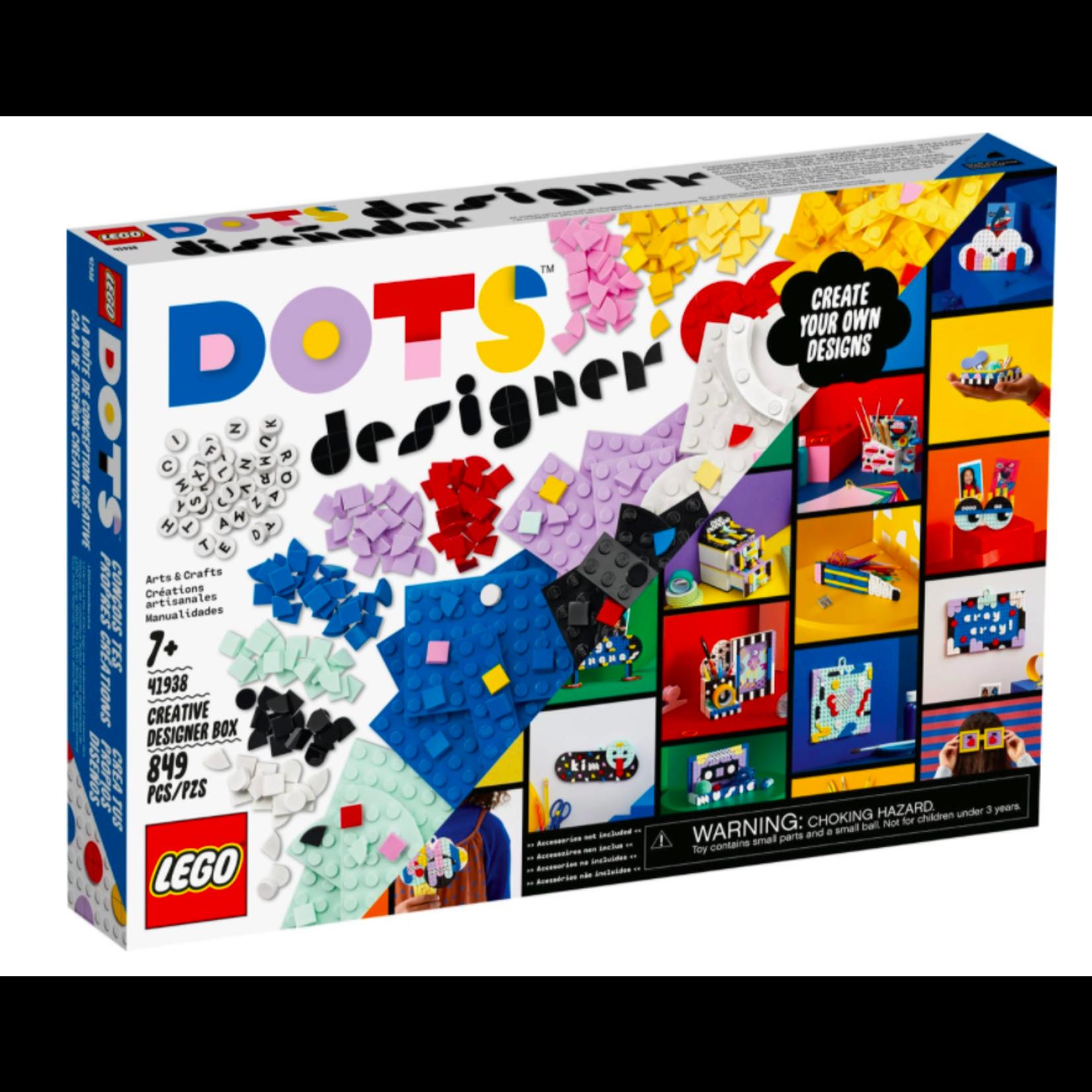 LEGO LEGO Creative Designer Box