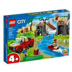 LEGO LEGO City Wildlife Rescue Off-Roader