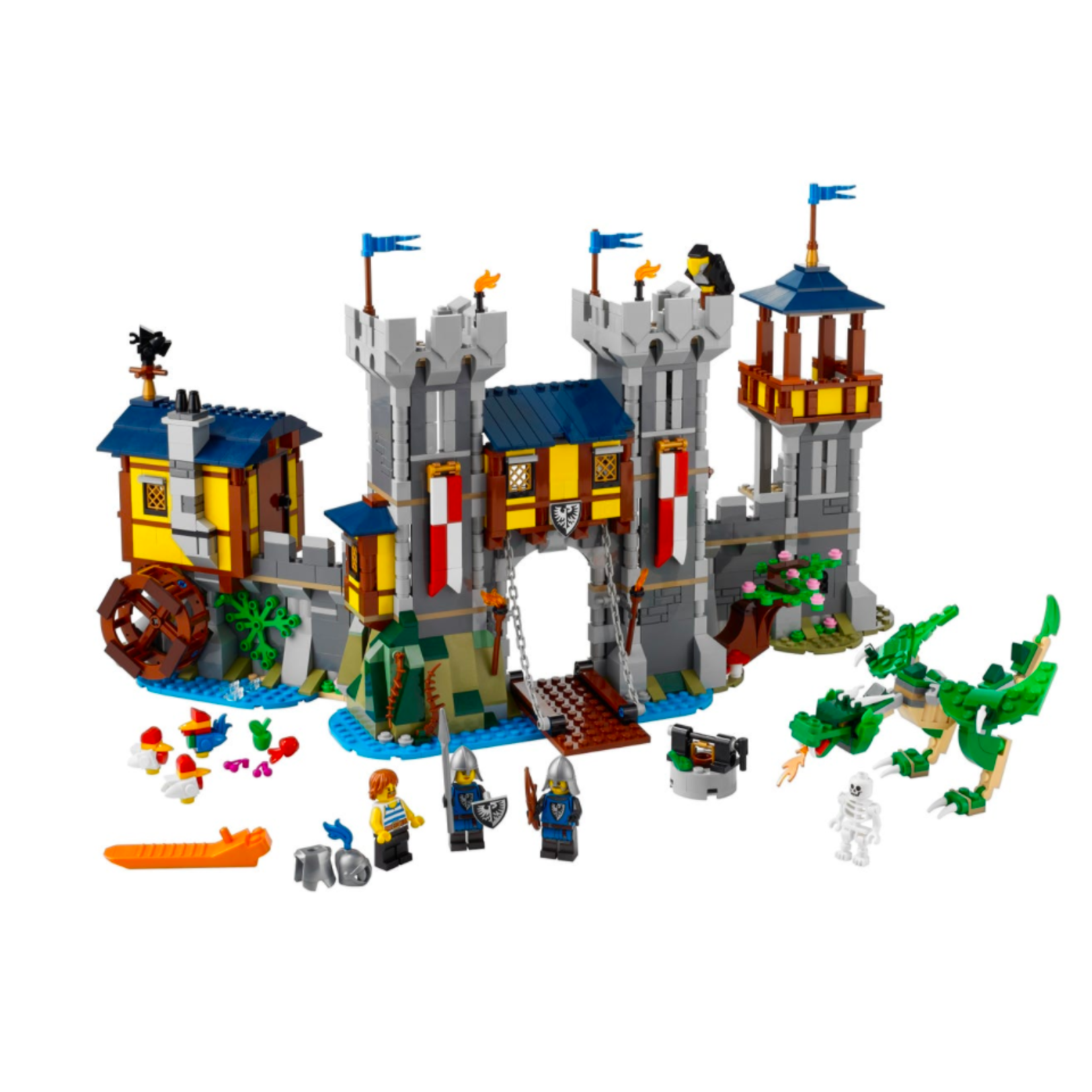 LEGO LEGO Creator Medieval Castle