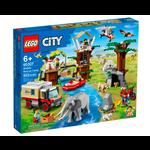 LEGO LEGO City Wildlife Rescue Camp