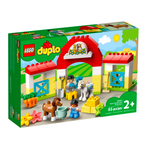 LEGO LEGO Duplo Horse Stable and Pony Care