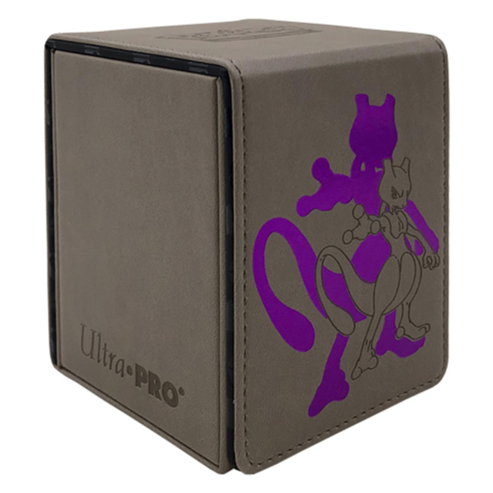 Ultra Pro Pokemon Alcove Flip Deck Box (Mewtwo)