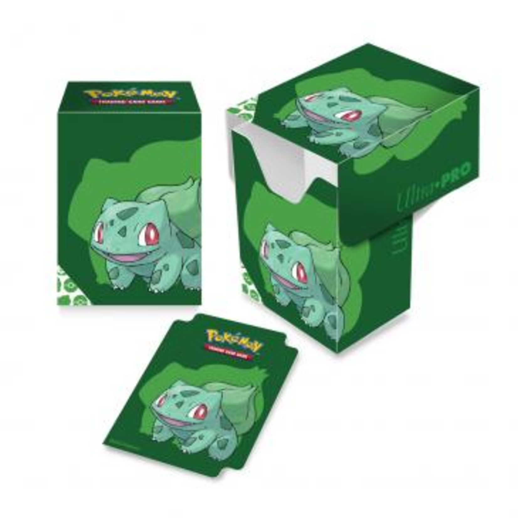 Ultra Pro Pokémon Deck Box: Bulbasaur
