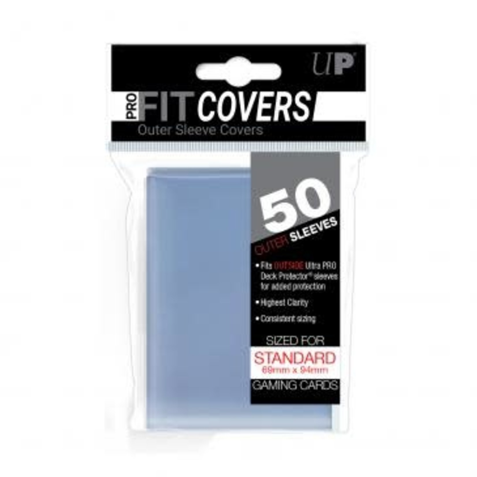 Ultra Pro DP Sleeve Covers (UP)