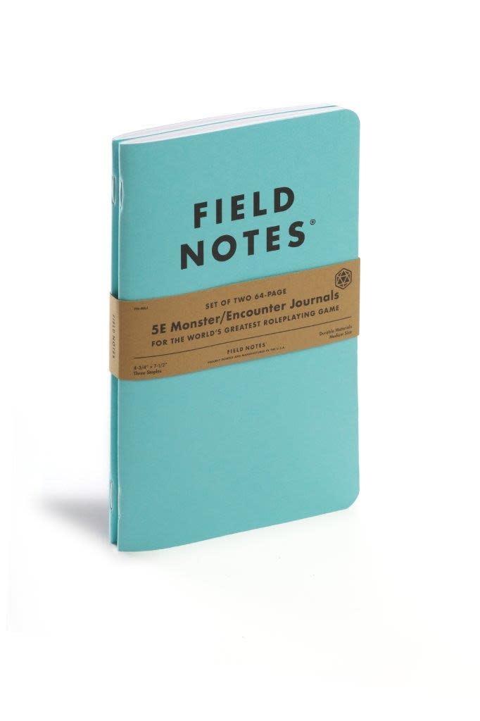 fieldnotesmonsters
