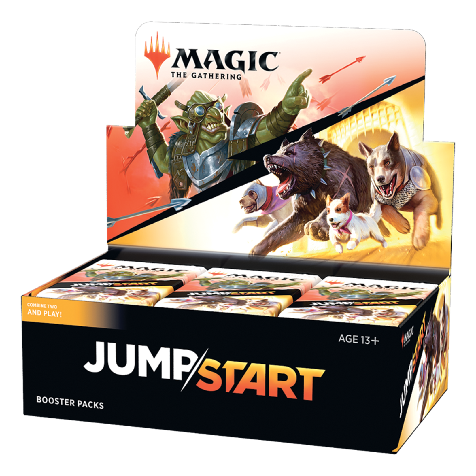 Magic: The Gathering Magic: The Gathering - Jumpstart Booster Box