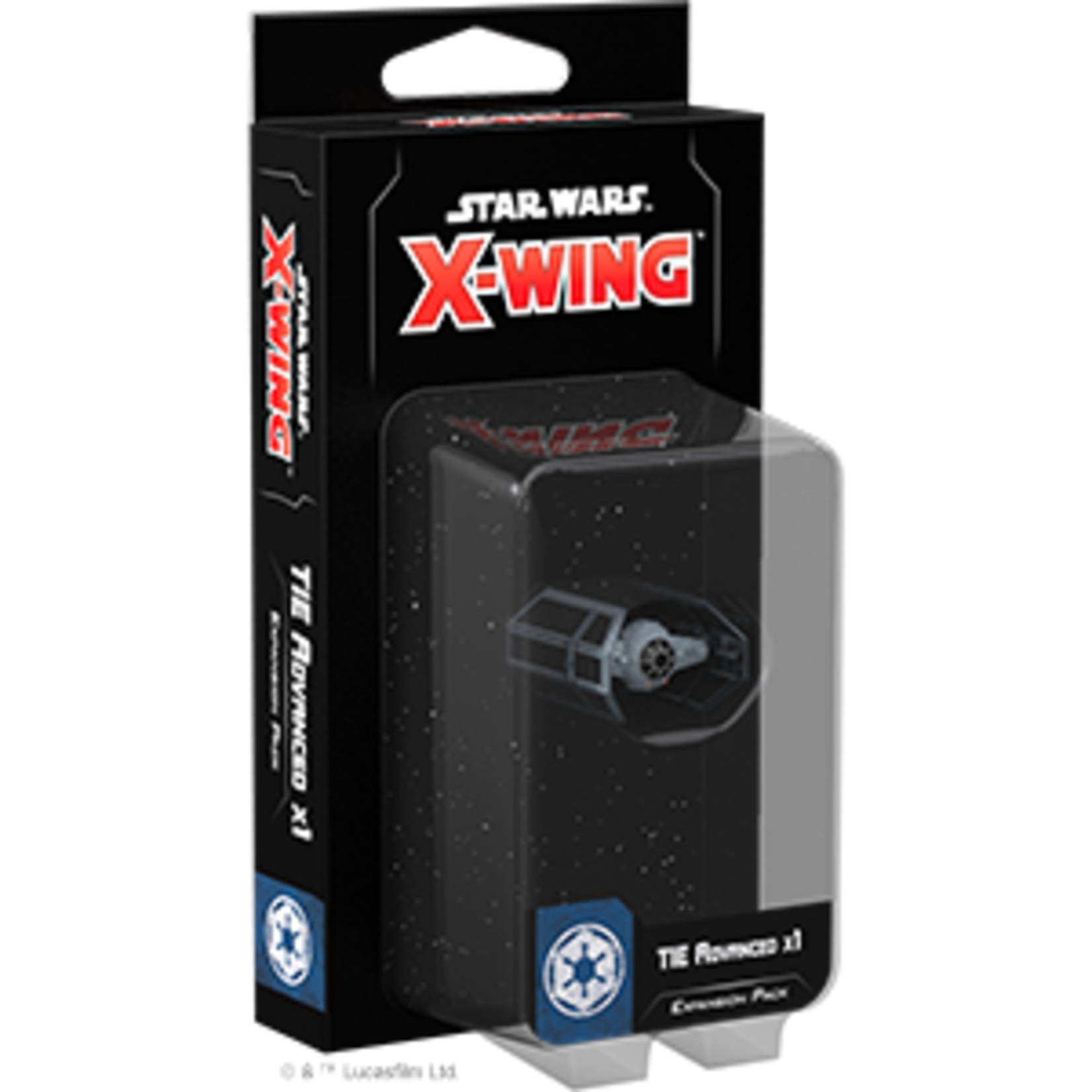 Fantasy Flight Games Star Wars X-Wing 2nd Edition: TIE Advanced x1 Pack