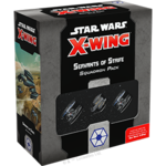 Fantasy Flight Games Star Wars X-Wing 2nd Edition: Servants of Strife Squadron Pack