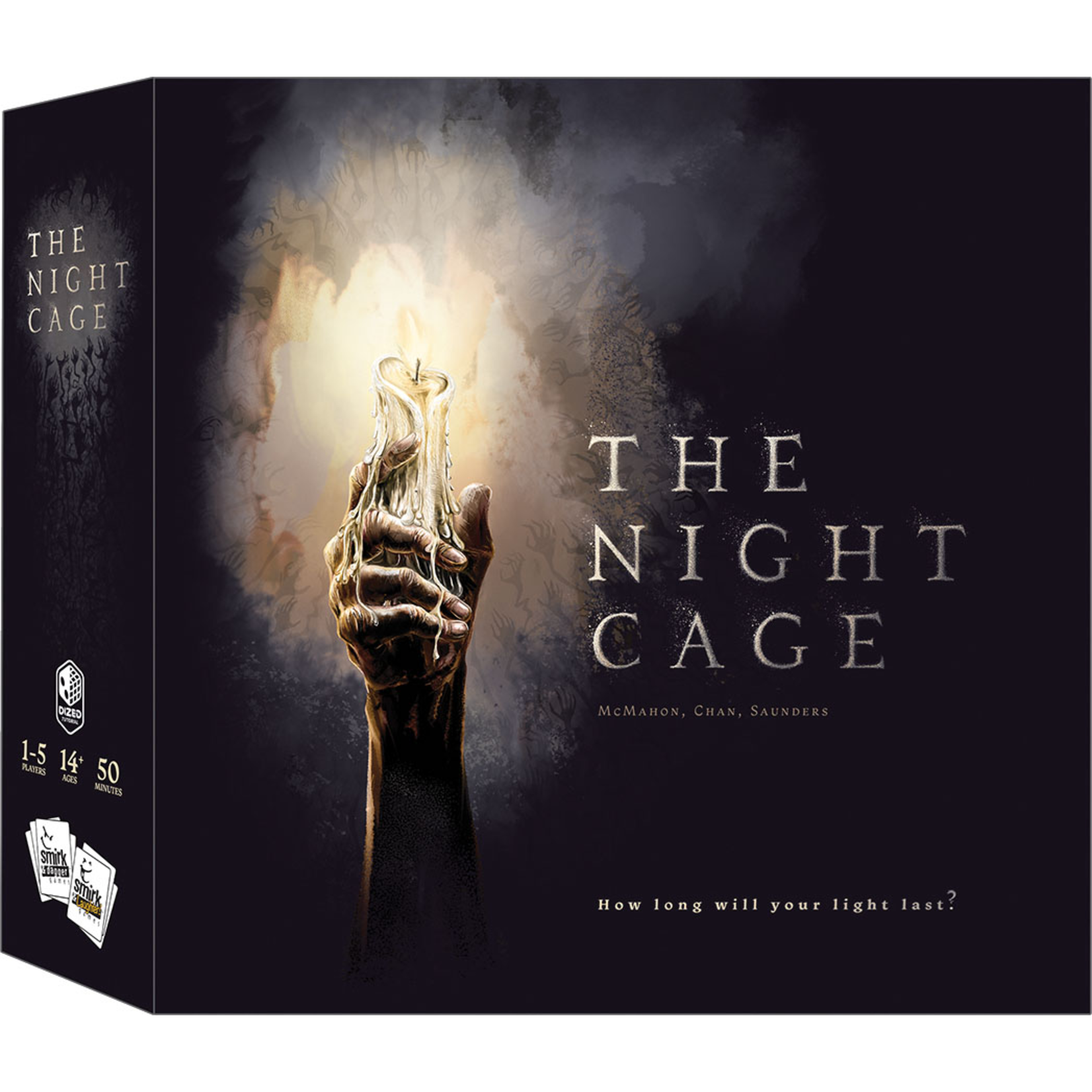 Smirk & Dagger Games The Night Cage