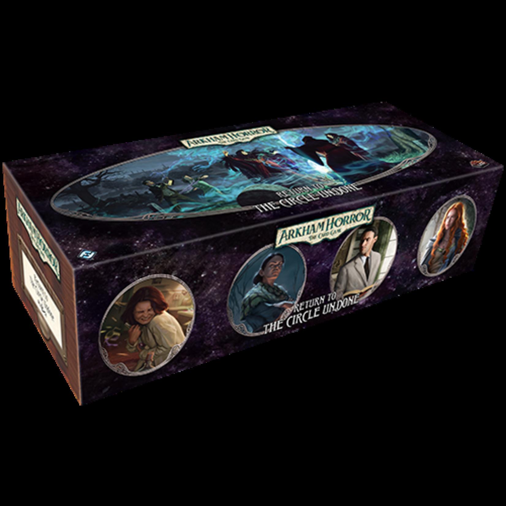 Fantasy Flight Games Arkham Horror LCG: Return to the Circle Undone (Expansion)