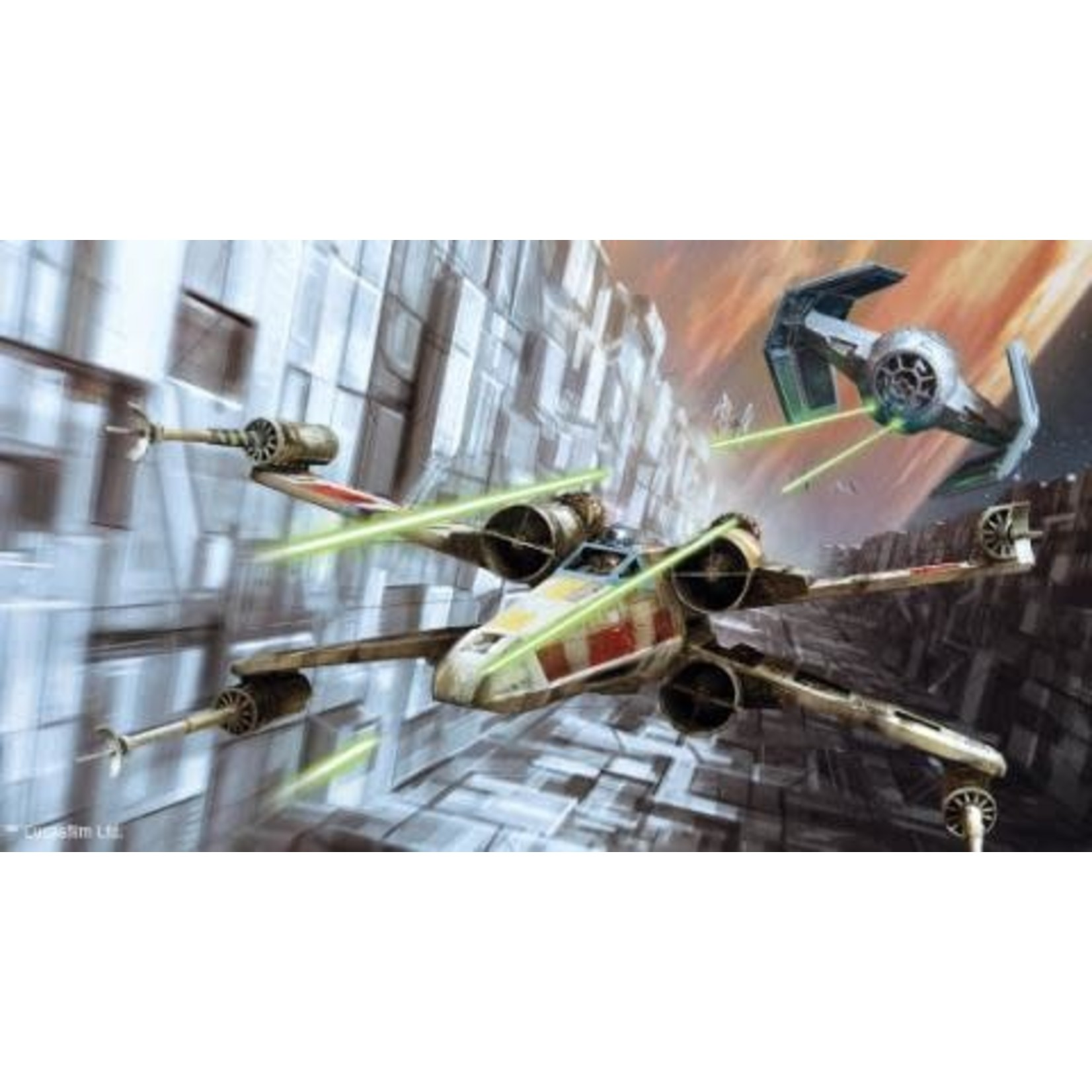 Labyrinth Events X-Wing 2.0 Casual Play