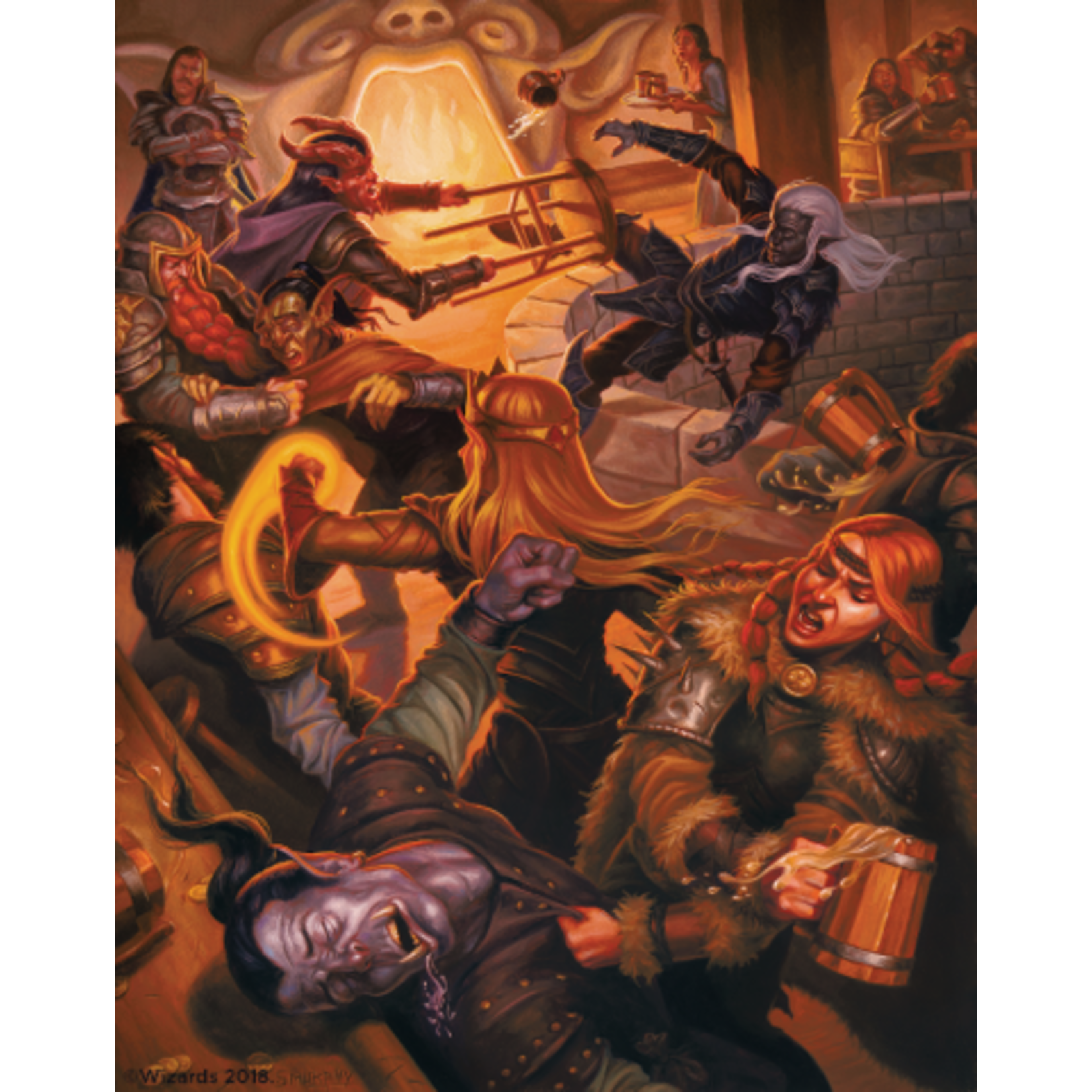 Labyrinth Events Adult Dungeons & Dragons 5e - Introduction to RPG's