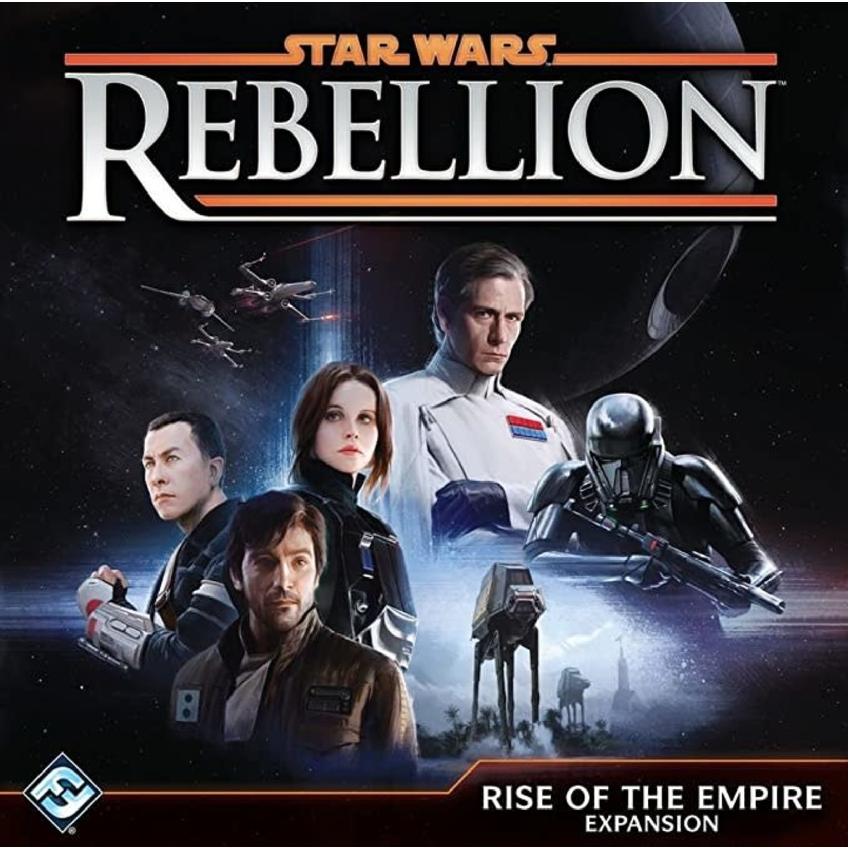 Fantasy Flight Games Star Wars: Rebellion Rise of the Empire (expansion)