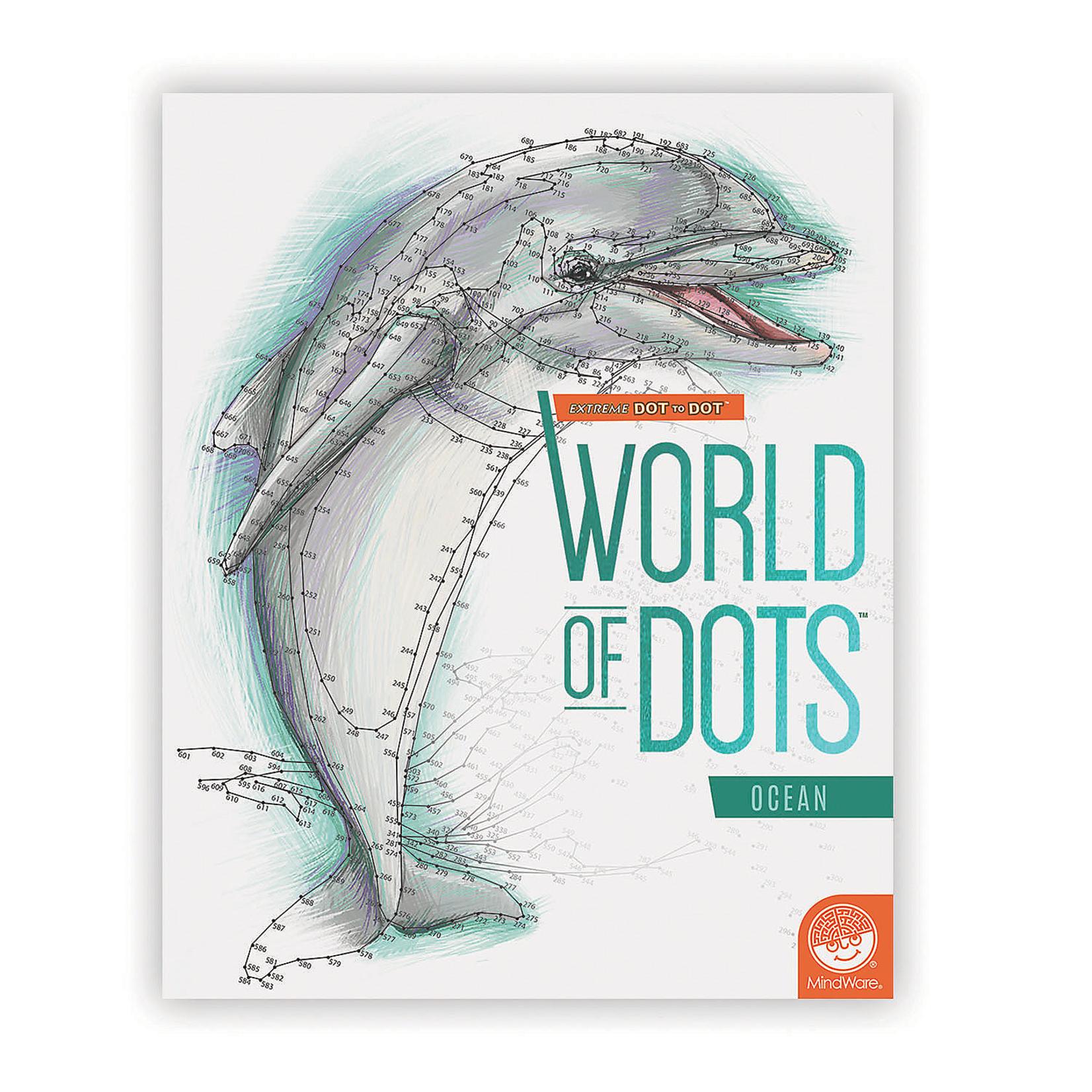 Mindware Extreme Dot to Dot: Ocean