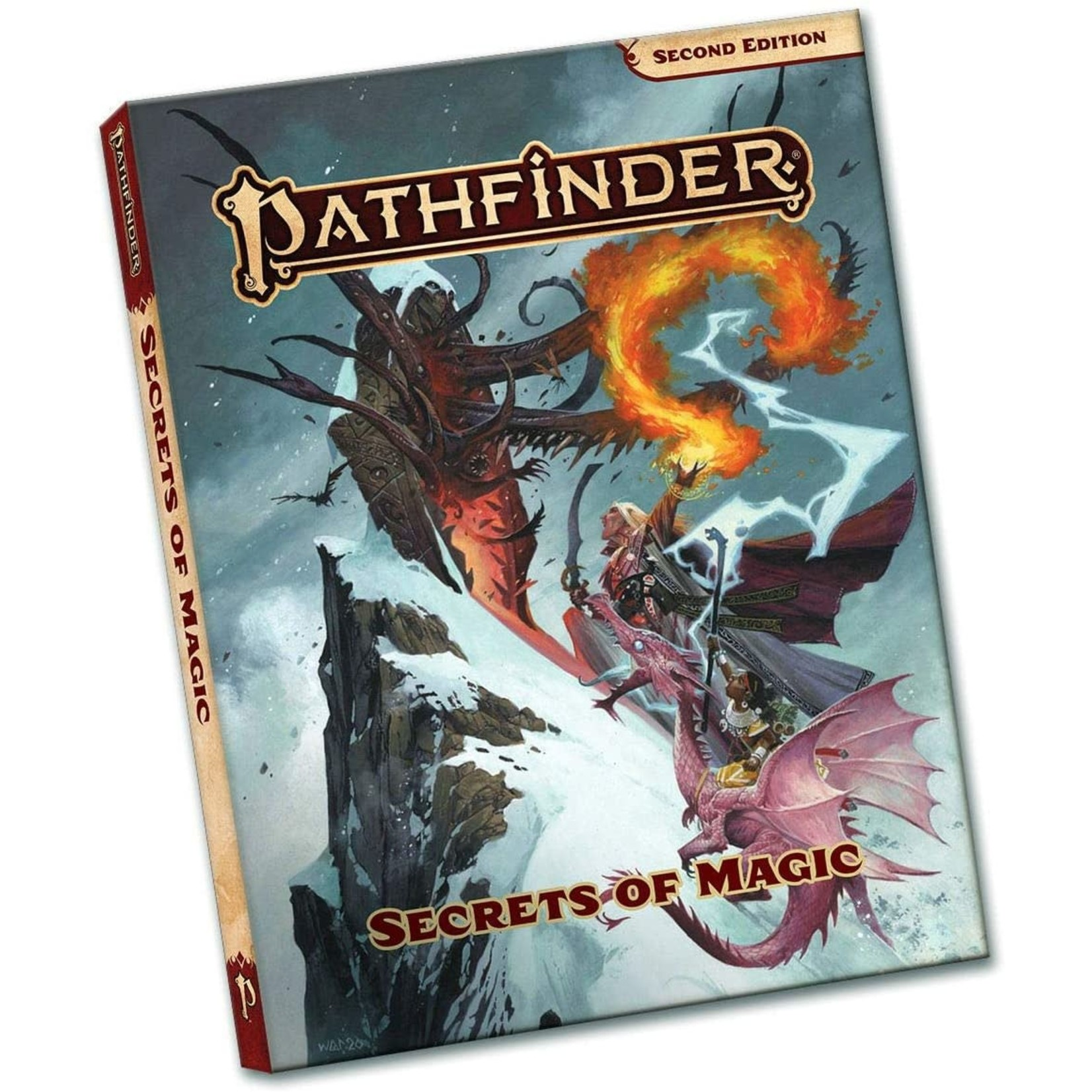 Paizo Pathfinder 2e: Secrets of Magic Pocket Edition