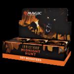Magic: The Gathering MTG Innistrad: Midnight Hunt Set Booster Box