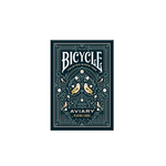 Bicycle Bicycle Playing Cards: Aviary
