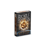 Bicycle Bicycle Playing Cards: Asteroid