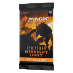 Magic: The Gathering MTG Innistrad: Midnight Hunt Set Booster Pack