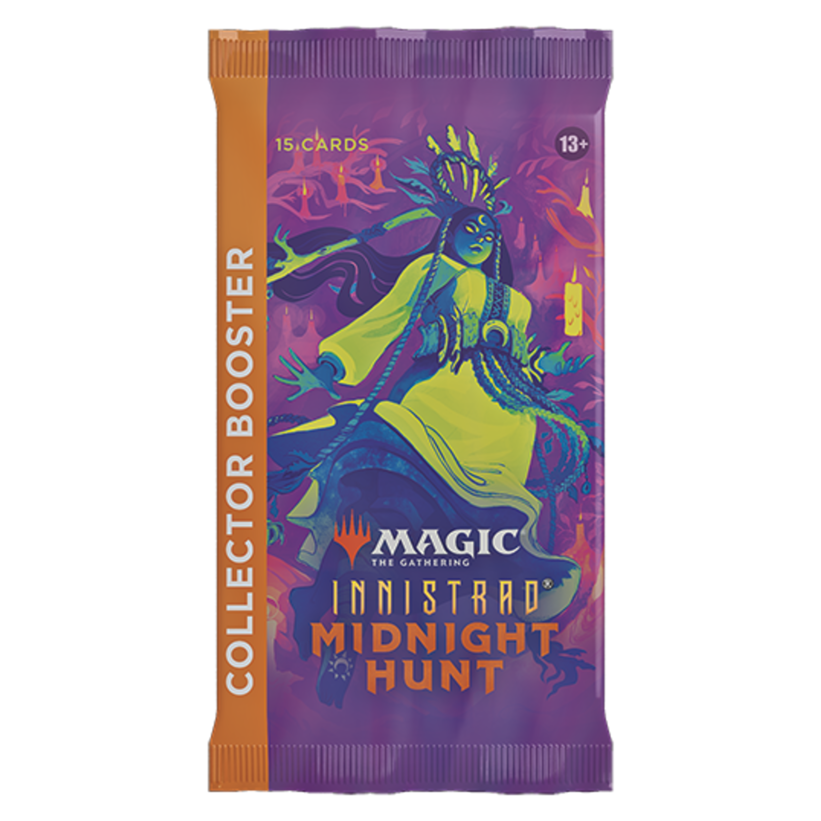 Magic: The Gathering Magic: The Gathering - Innistrad: Midnight Hunt Collector Booster Pack
