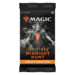 Magic: The Gathering MTG Innistrad: Midnight Hunt Draft Booster Pack