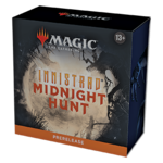 Magic: The Gathering MTG Innistrad: Midnight Hunt Prerelease Pack + 2 Free Set Boosters