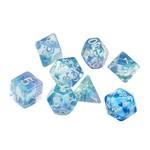 Sirius Dice 7-Set Emerald Waters