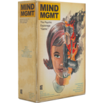 Burnt Island Games MIND MGMT: The Psychic Espionage Game