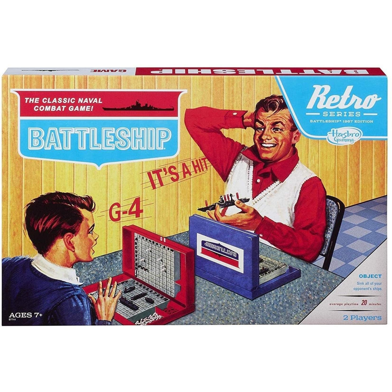 Battleship: Retro