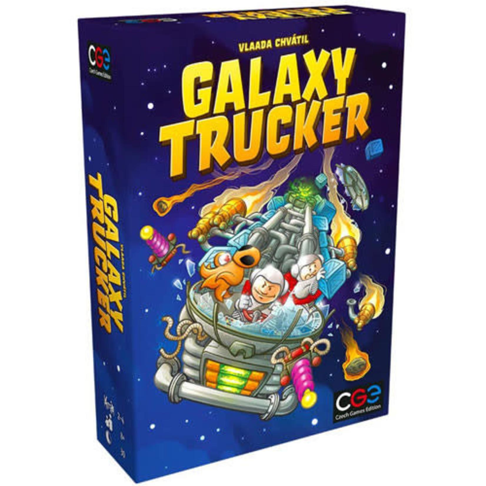 Czech Games Edition Galaxy Trucker 2nd Edition