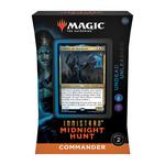 Magic: The Gathering MTG Innistrad: Midnight Hunt Commander Deck - Undead Unleashed (UB)