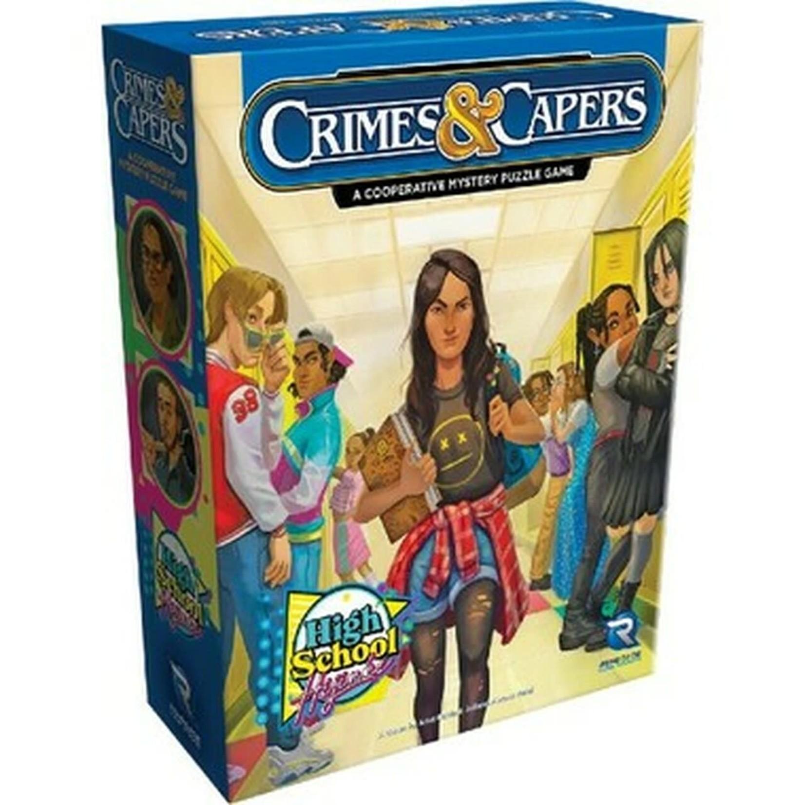 Renegade Crimes & Capers High School Hijinks