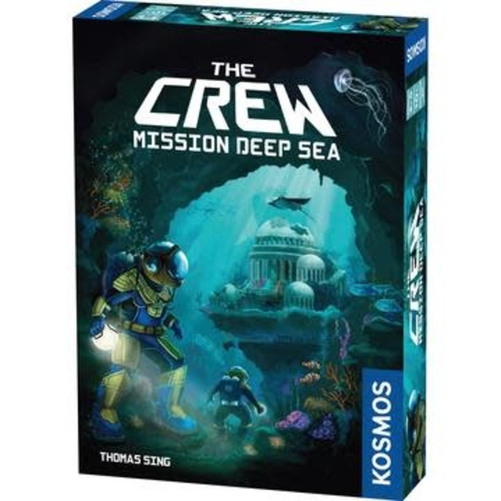 Thames & Kosmos The Crew: Mission Deep Sea