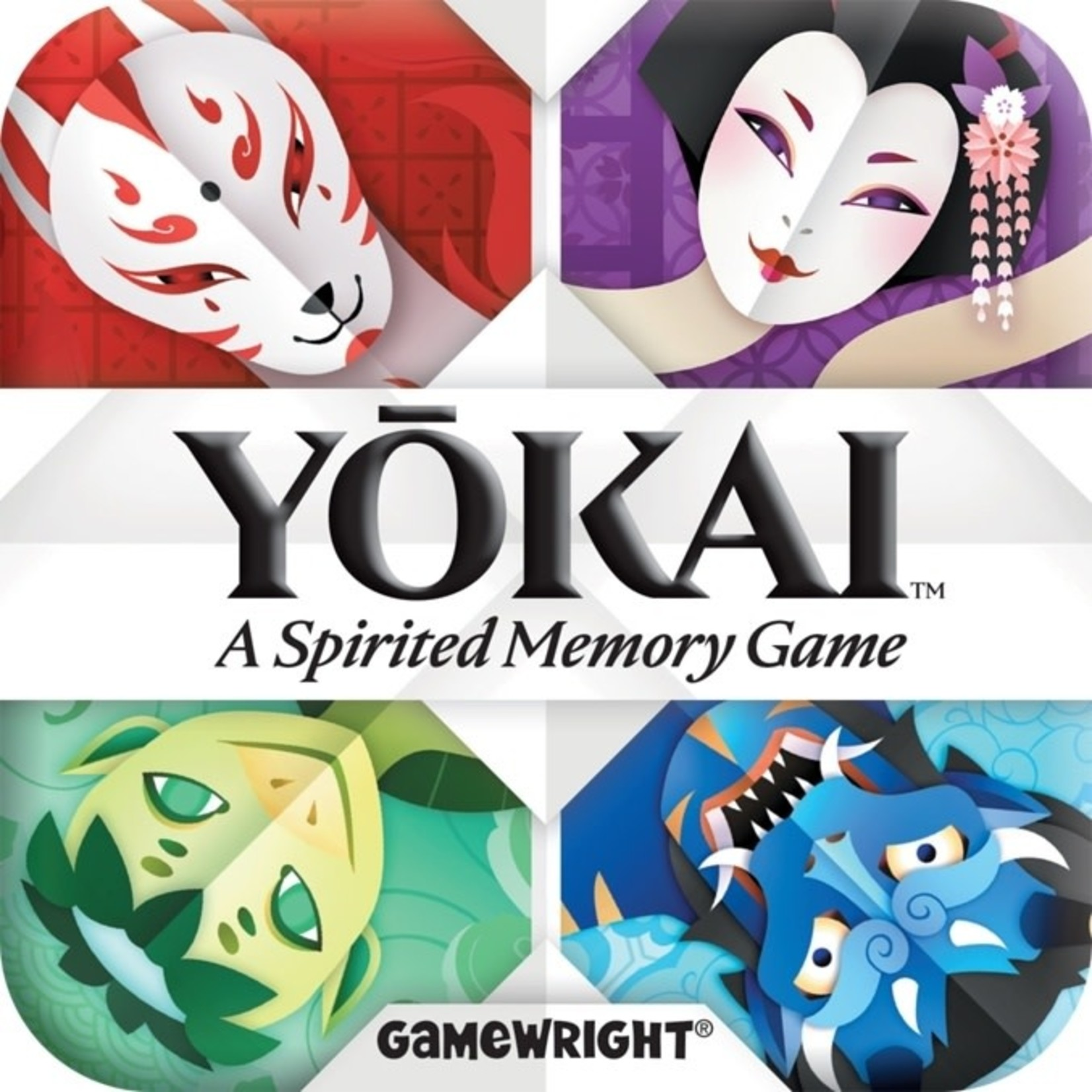 Gamewright Yokai