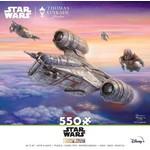 Ceaco Star Wars: The Mandalorian Puzzle - The Escort (550p)