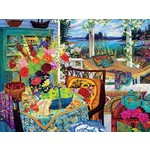 Ceaco John Powell Puzzle - Turquoise Tea and Harvest Apples (300p)