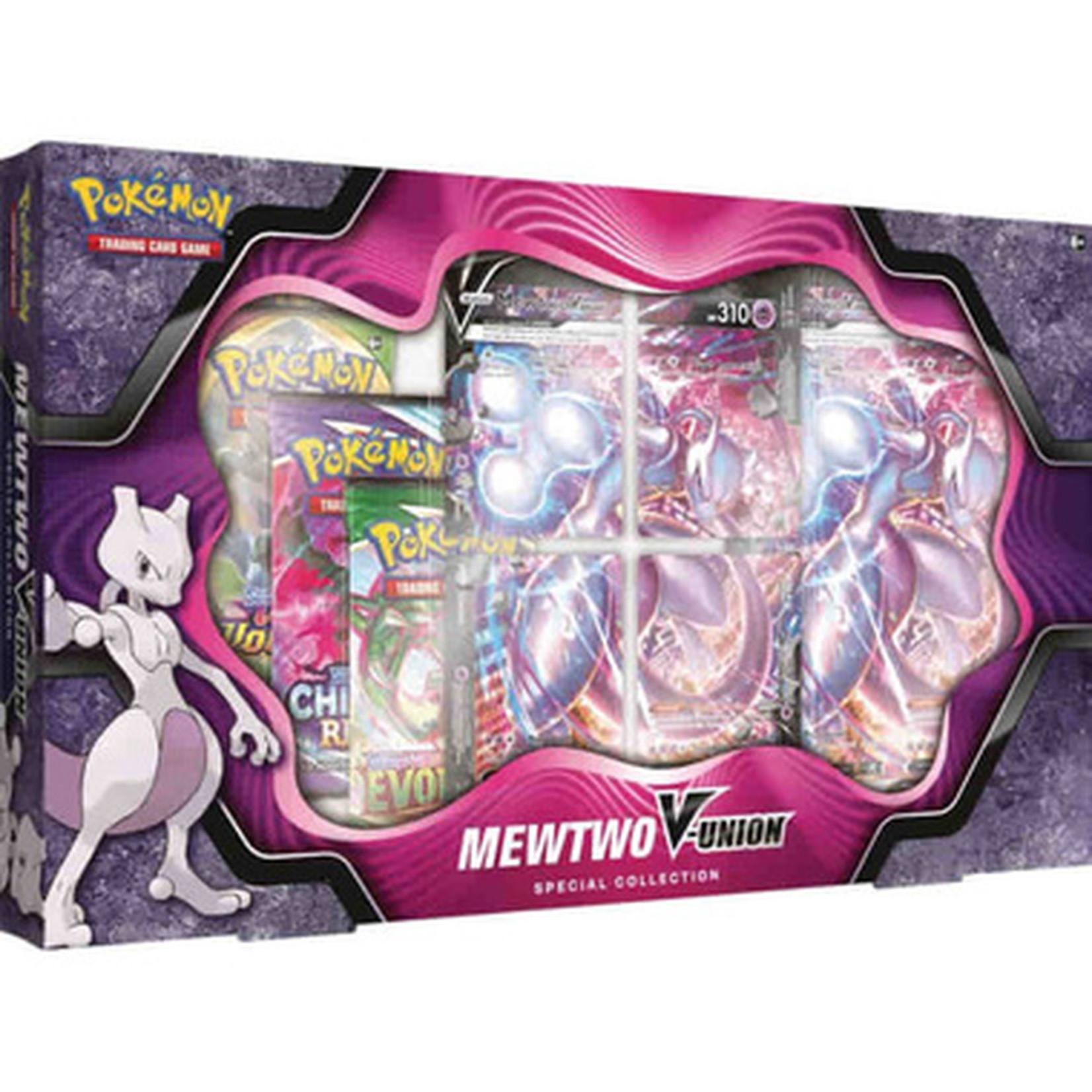 Pokémon Pokémon V-UNION Special Collection (Mewtwo)