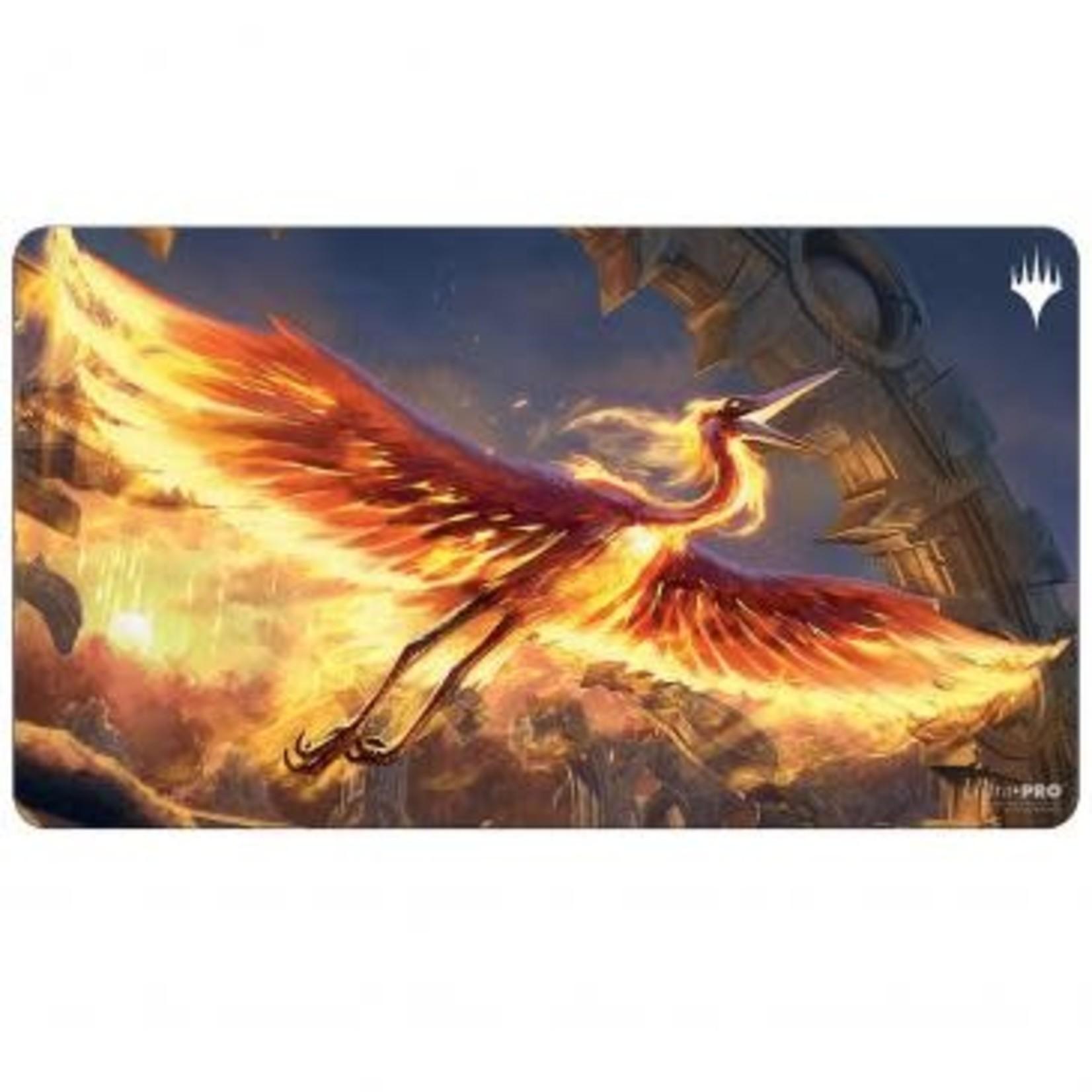 Ultra Pro Magic: The Gathering - Innistrad: Midnight Hunt Playmat C featuring Sunstreak Phoenix