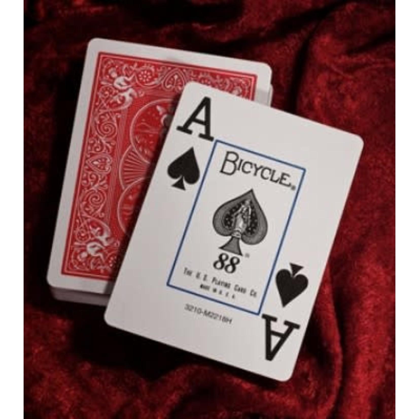 Bicycle Bicycle Playing Cards: Jumbo