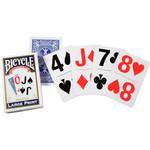 Bicycle Bicycle Playing Cards: Super Jumbo Bridge
