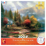Ceaco Thomas Kinkade End of a Perfect Day III Puzzle (300p)
