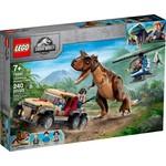 LEGO LEGO Jurassic World Carnotaurus Dinosaur Chase