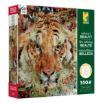 Ceaco Nature's Beauty Tiger Puzzle (550p)
