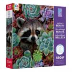 Ceaco Nature's Beauty Raccoon Puzzle (550p)