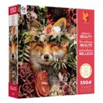 Ceaco Nature's Beauty Fox Puzzle (550p)