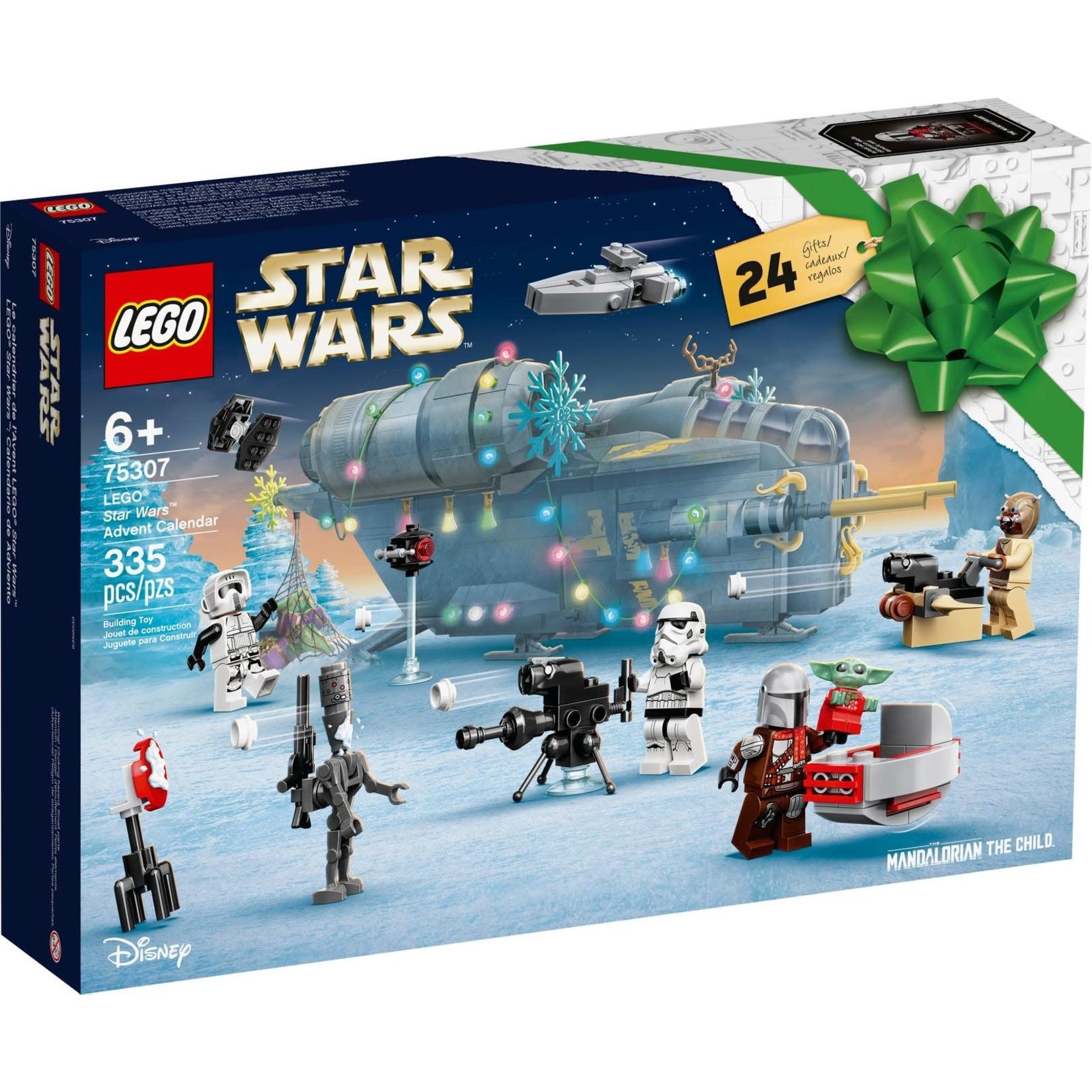 LEGO LEGO Star Wars Advent Calendar 2021 75307